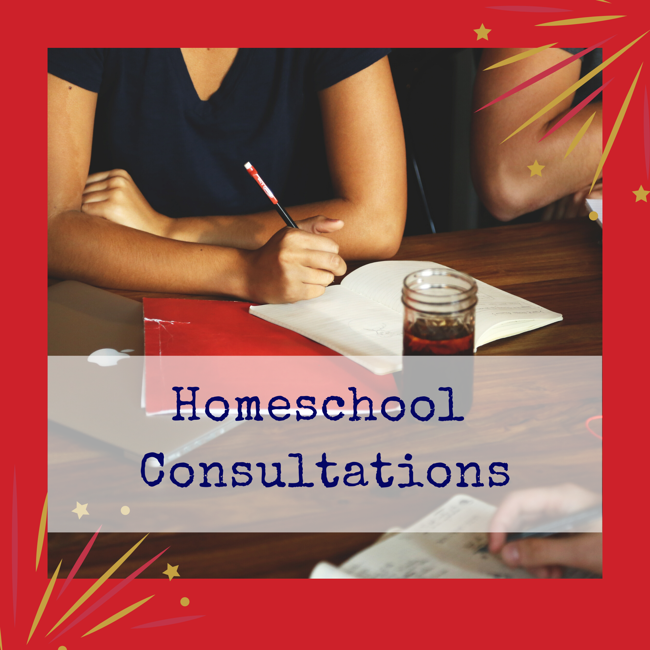 Homeschool Consultation