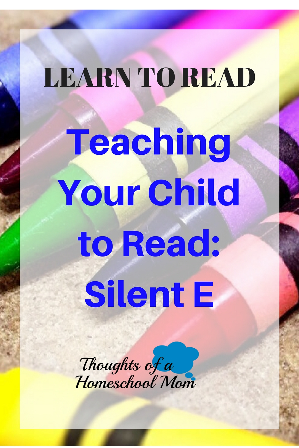 Teach Your Four Year Old To Read: Teaching Your Child To Read